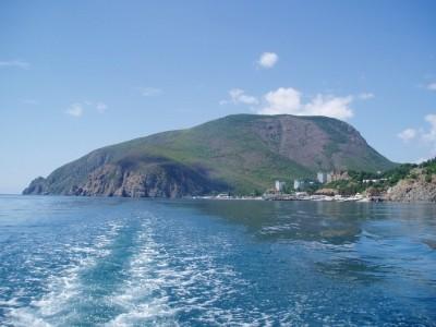Партенит и гора Аю-Даг